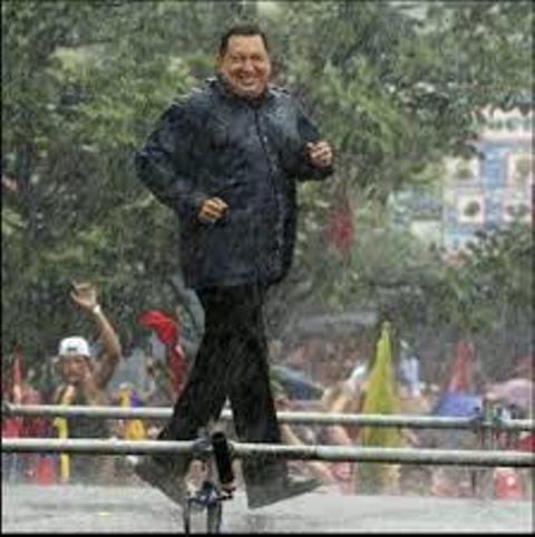 Chavez etereo