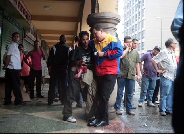 Cdte Hugo Chavez